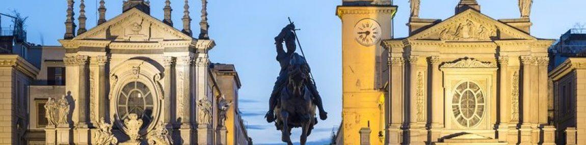 PIEMONTE & VALLE d'AOSTA. TORINO & RESIDENZE SABAUDE – (By Guiness Travel)
